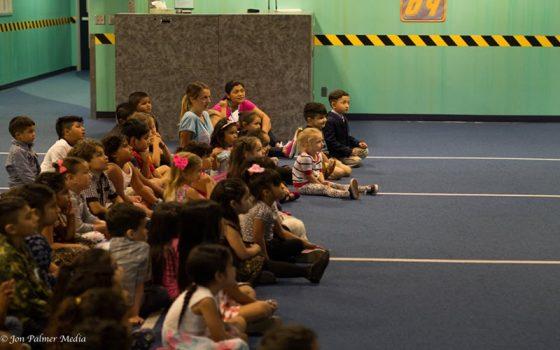 Kidsters Teen Parenting in Classroom